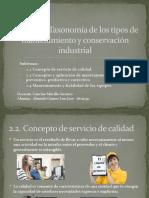 Unidad ll-Expo, administracion de mantenimiento, Almeida Gomez Luis Jose