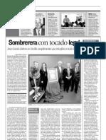 EL CORREO DE ANDALUCIA - Marzo 2008