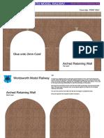 Brown Brick Arches