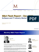 MA Flash Report December 2009 FINAL
