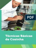 Técnicas Básicas de Cozinha