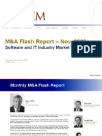 MA Flash Report November 2009 Final