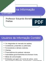2 - interesses na Informação Contábil