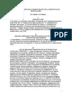 Proceso Administrativo Milanta Ley 13101