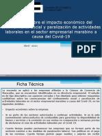 Encuesta Sobre El Impacto Del Covid-19 en Las Empresas Marabinas