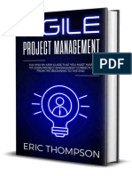 Eric Thompson - Agile Project Management_ The Step by Step Guide that You Must Have to Learn Project Management Correctly from the Beginning to the End (2019)