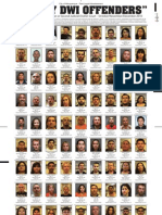 DWI Convictions Oct.-Dec. 2010