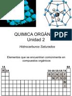 QUIMICA ORGANICA U2
