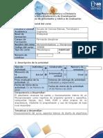 Guía de actividades y rubrica  de evaluación - Paso 1 - Realizar la actividad de Presaberes.docx