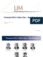 Forecast 2010 - January M&A Flash Report