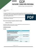 PROPUESTA DE CAPACITACION-CISTEL-INTEGRAL-SSTPA--261118