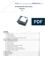 FN-M16P+Embedded+MP3+Audio+Module+Datasheet