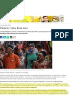 Planeta Terra, hora zero | Colunas semanais da DW Brasil | DW | 20.03.2020