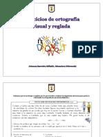 Ejercicios de ortografía visual y reglada david-nerolin-danitza