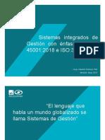 Sistema Integrados- Dr. Jorge Oswaldo Rsetrepo