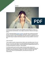Diferencias entre Psicosis y Neurosis