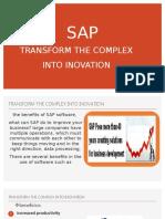 SAP paso 3
