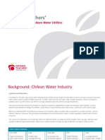 OTPP Chilean Water Investment