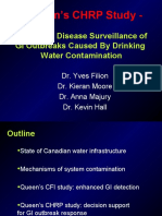 Drinking Water Contamination