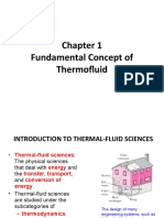 Introduction Thermal Fluid