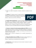 PREGUNTAS DE DISCUSIÓN MEDICIÓN DE LA ACTIVIDAD CAPITULO 21 Y 22