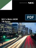 NEC_WDM-TM_Series
