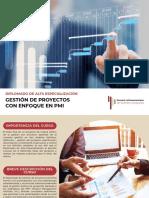Gestion de proyectos con enfoque en PMI