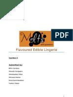 Melts - Edible Lingerie