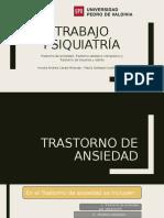 trastornos psiquiatria ansiedad, toc y traumas 1