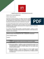PROYECTO ETICA Y RESPONSABILIDAD SOCIAL UPV  casi listo