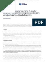Conteúdo Jurídico _ A teoria constitucional e a morte do caráter dirigente.pdf