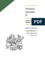 plan de clase practicas del lenguaje- texto explicativo