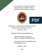 GEOLOGÍA, ALTERACIÓN Y MINERALIZACIÓN DEL PROYECTO MINERO INVICTA.pdf
