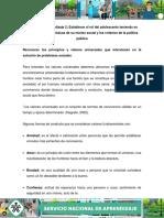Evidencia_Foro_Reconocer_principios_valores_universales_solucion_problemas