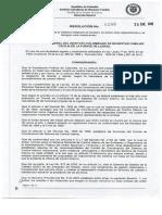 0268 - Reorganiza Sistema Integrado de Gestión