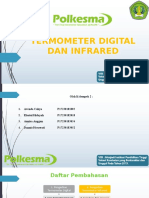 TERMOMETER DIGITAL DAN INFRARED