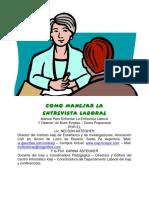 1 Como Manejar La Entrevista Laboral.pdf