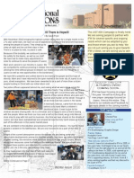IFM Winter 2010 Newsletter