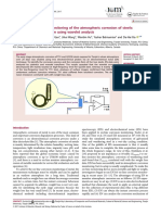 Electrochemical Noise Monitoring