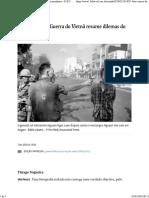 (Notícia) Foto icônica da Guerra do Vietnã resume dilemas do jornalismo.pdf