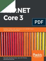 Jason De Oliveira, Michel Bruchet, Et al - Learn ASP.NET Core 3-Packt Publishing (27 Dec 2019)