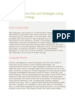 Purposive Communication - Topic 5