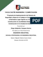 Propuesta de Implementación del Sistema de Seguridad y Salud en el Trabajo en Cumplimiento a la Normativa Legal Vigente en el Sector Construcción en una Mediana Empresa de Construcción en la Ciudad de Arequipa.pdf