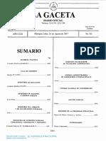 Decreto No. 15-2017 Actualización del Sistema de Evaluación Ambiental de Permisos y Autorizaciones para el uso sostenible de los recursos naturales pag 3