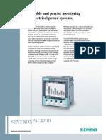 PAC4200 Data Sheet 062010FINAL