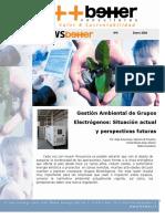 NewsBetter Emisiones Grupos Electrogenos 2008