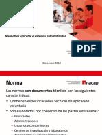 Normativa para sistemas automatizados.pptx