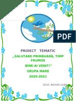 PROIECT_TEMATIC_SALUTARE_PRIMAVARA_TIMP