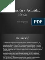 Presentación HTA javier Ortega