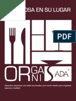 Catálogo Organi-Sada